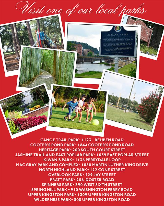 Parks & Facilities   Parks & Recreation : Prattville