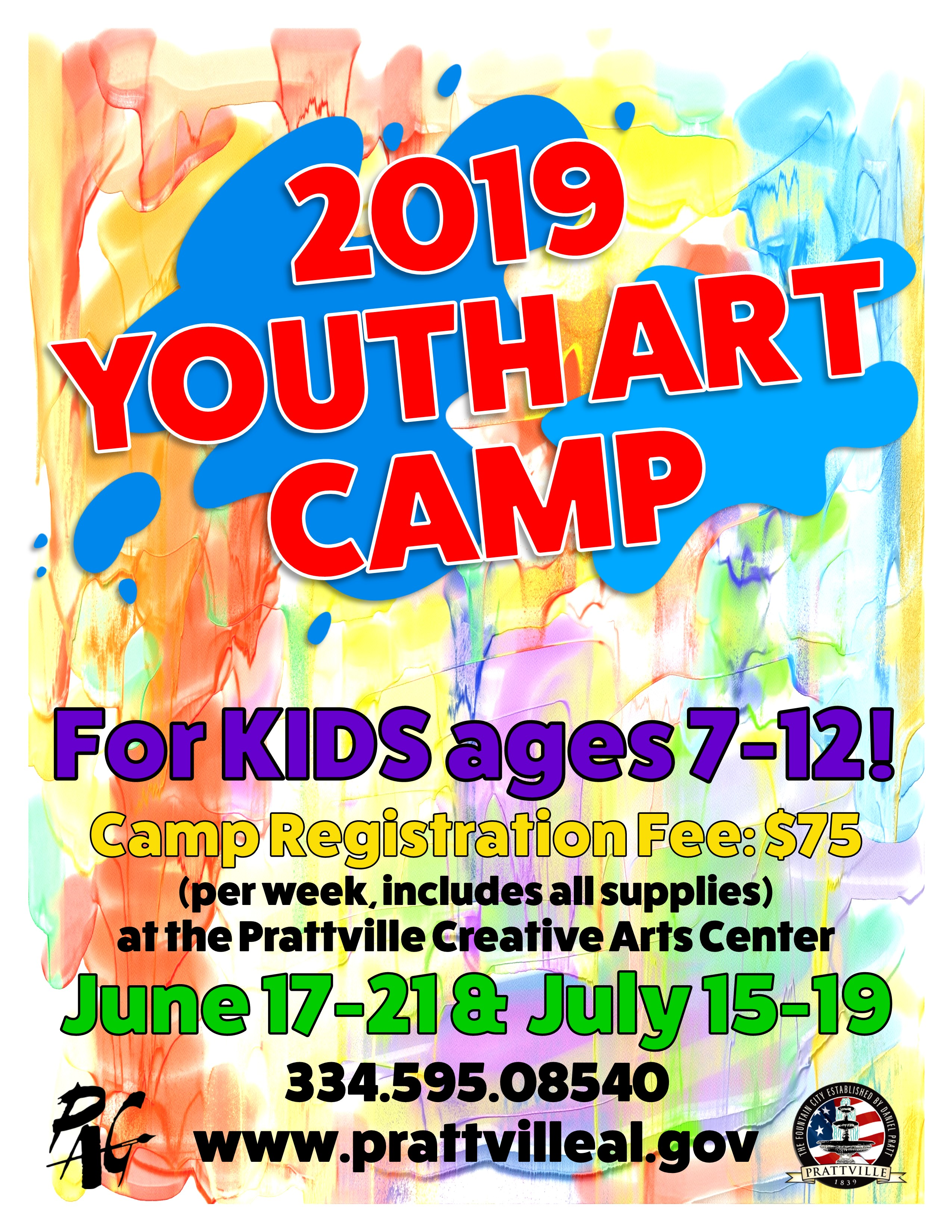 2019 Youth Art Camp
