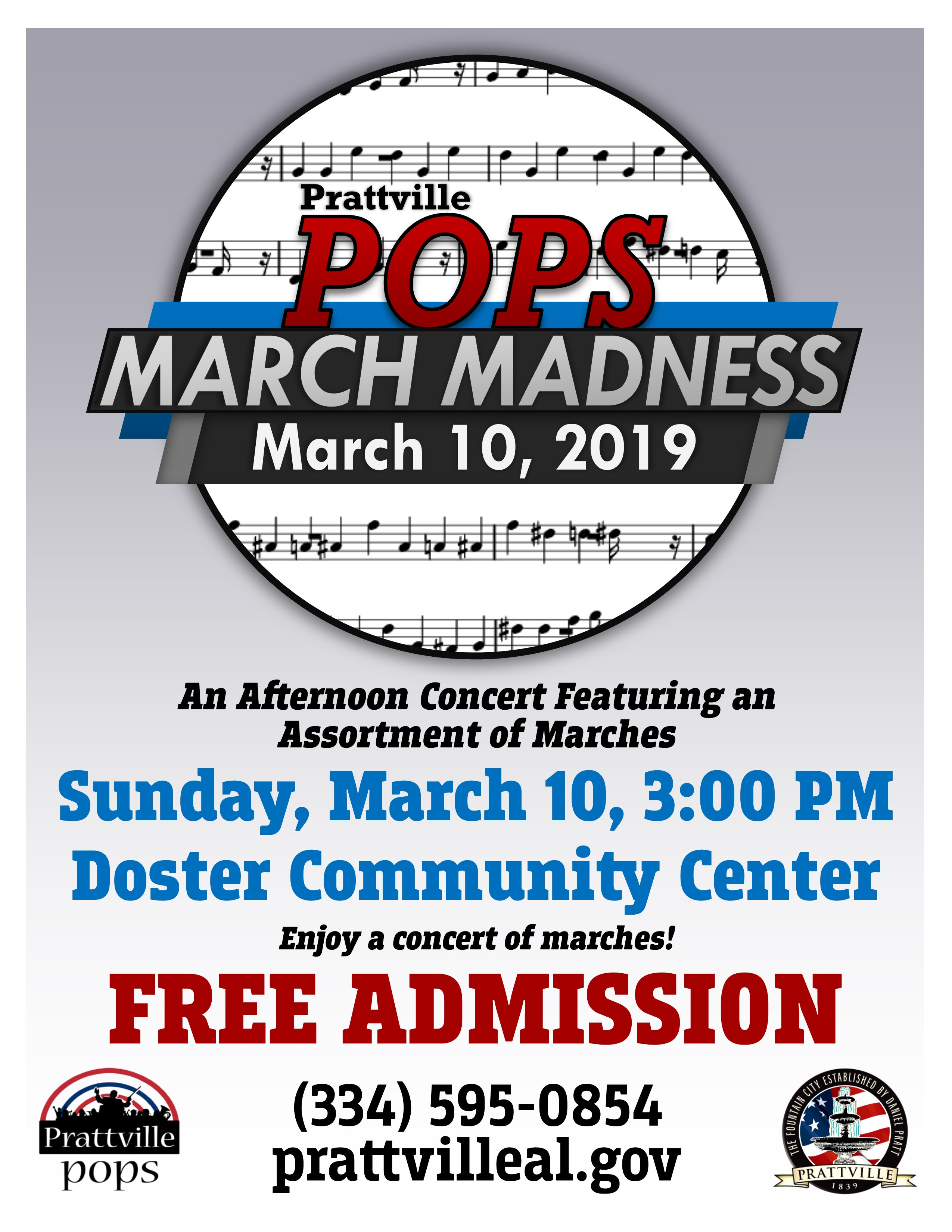 POPS March Madness
