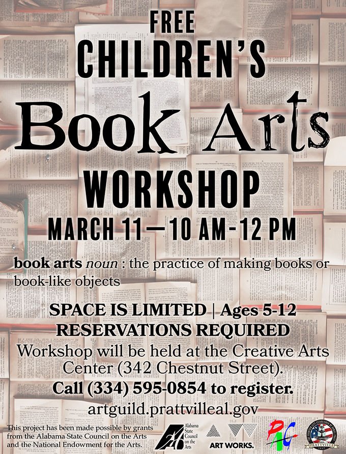 2017Book Arts Workshop