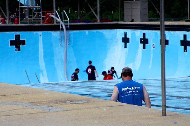 Pratt Pool Gets Overhaul Made Like New Prattville
